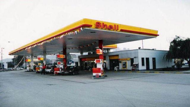 İzmit Shell Erenkaya Petrol