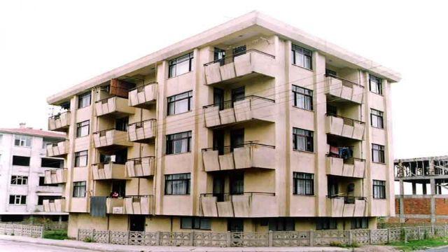 Yarımca Erenkaya Apartmanı